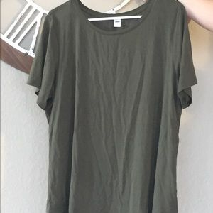 Old Navy Luxe tunic.